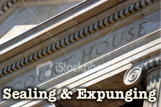 sealing and expunging